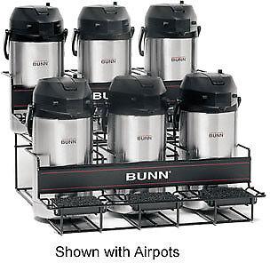 Bunn Universal Airpot Racks -univ-6-0005 Airpots Sold Separately