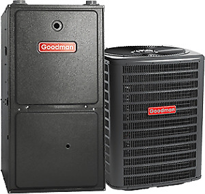 AC, Furnace and Water Heater - Call for New or Service