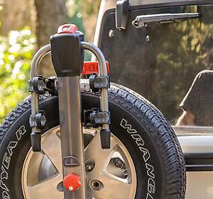 Almost New Yakima SpareRide Bike Rack