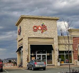 GOJI'S is FOR SALE!! Great Business Opportunity!!