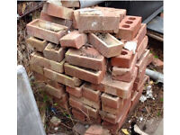 100+ London bricks used but in good condition