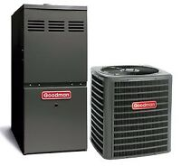 Furnace & Air Conditioner - Rent to Own - Free Install - Rebates
