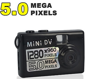 5MP HD Smallest Video Recorder
