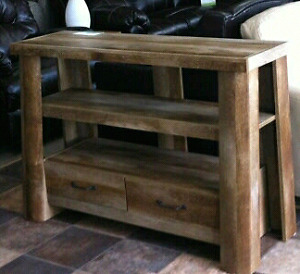 Looking for Someone who makes Rustic furniture