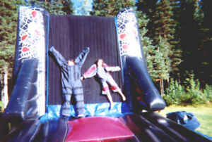 Inflatable Velcro Wall - for sale!