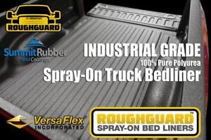 Truck Bed Spray-On Liner - $499 Introductory Price