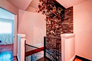 █ █ █ OPEN CONCEPT 3 BEDROOM TOWNHOUSE WITH SPIRAL STAIRS █ █ █