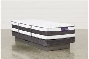 TWIN EXTRA LONG BOX AND MATTRESSES STARTING AT $399
