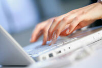 Typing Specialist / Transcription - Now Hiring.