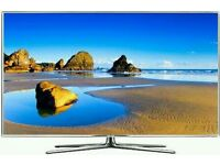 """Samsung 55"""" LED SMART 3D WI-Fi TV BUILT IN HD FREEVIEW top 8 series FULL HD 1080P"""