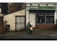 ** shop - to let **