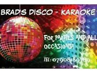 Brads Disco - Karaoke DJ