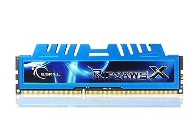 Cl9 Dual Channel (8GB G.Skill DDR3 PC3-17000 2133MHz RipjawsX Intel Z68/P67 CL9 Dual Channel kit)