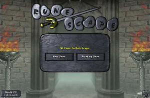 2007 RuneScape Gold - Old School RS GP