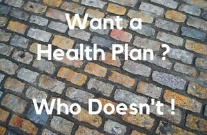 Want a Health Plan? Who Doesn't !?