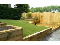GM DECKING FENCING AND LANDSCAPING