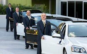TURN KEY – CHAUFFEUR DRIVEN HIRE CAR BUSINESS Penrith Penrith Area Preview