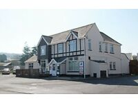 Freehold village public house with building plot for bookmakers & flat.