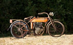 Looking for early American Bikes Harley, Indian, Pope, Sears,