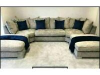 SALE 30% OFF ON ALL BRAND NEW U SHAPE SOFA AND ALSO FREE DELIVERY