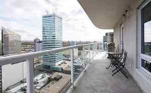 Roommate wanted for 2 bed/2 bath downtown condo in Icon Tower Edmonton Edmonton Area image 6