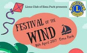 Festival of the Wind, Emu Park 9 April Emu Park Yeppoon Area Preview