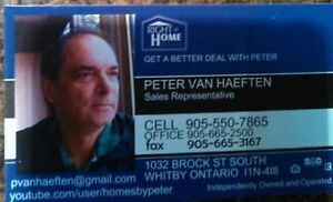 Thinking of selling your house  call me 905-550-7865