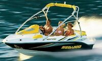 ONLY 1 LEFT! - SEADOO SPORTSTER 215 HP SCIC SUPERCHARGED