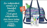 Avon Free Registration Now On