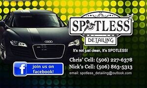 Spotless Detailing, Its not just clean, its Spotless !