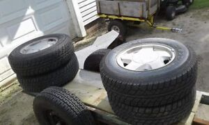 Cooper tires and wheels