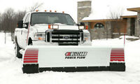 WANTED - Snow plow sub contractors