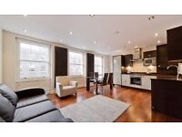 LUXURY 1 BED 1 BATH, 2ND FLR, FURNISHED, WOOD FLOORING IN Belview, Grafton Mews, King's Cross W1T