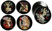 Pin Up Coasters
