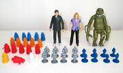 Doctor Who Figures Lot