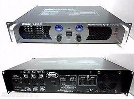 Prosound 800 amplifier