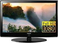 "40"" Samsung FullHD LCD TV - DELIVERY INCLUDED"