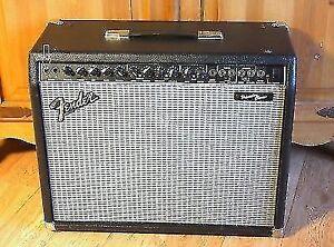 Fender Princeton Chorus 2x10 guitar combo amp USA