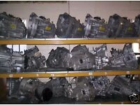 vauxhall corsa, astra, meriva, vectra and insignia gear box. prices from 85