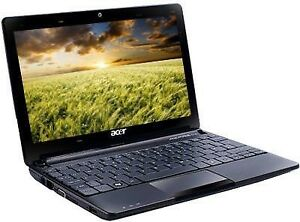 Aced Netbook laptop.