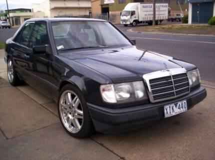 1987 Mercedes-Benz 300 Sedan
