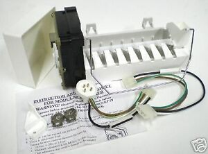 Kenmore Refrigerator Ice Maker | eBay on kenmore ice maker filter, kenmore ice maker solenoid, kenmore ice maker troubleshooting, kenmore model 106 ice maker, kenmore ice maker mounting bracket, kenmore coldspot 106 ice maker, kenmore ice maker diagram, kenmore ice maker spring, kenmore ice maker 4317943, kenmore replacement ice maker,