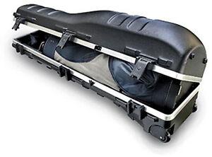 Golf Travel Case / Boite Transport Golf - sur rack de toit