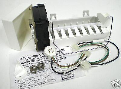 IM943 Refrigerator Icemaker for Whirlpool Kitchenaid Roper AP2984633 PS358591