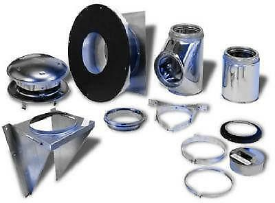 Wood Stove Chimney Kit - Wood Stove Pipe Kit EBay