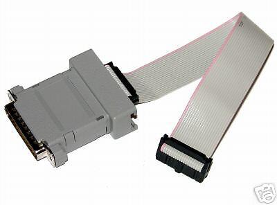 Low-cost Wiggler Arm Jtag Adapter Programmer Debugger