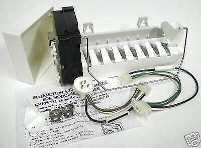 WP4317943 Refrigerator Icemaker Ice Maker for Whirlpool Rope