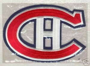 1956 MONTREAL CANADIENS PATCH