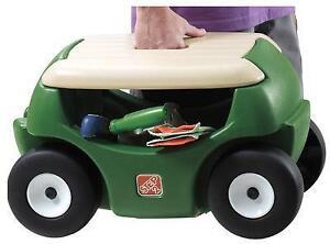 Garden Seat Wheels