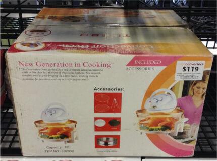 Turbo convection oven dv116751
